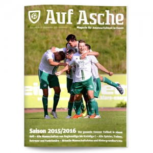Erschienen in Auf Asche #17 - September 2015