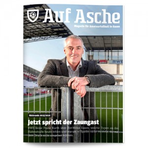 Erschienen in Auf Asche #18 - April 2016